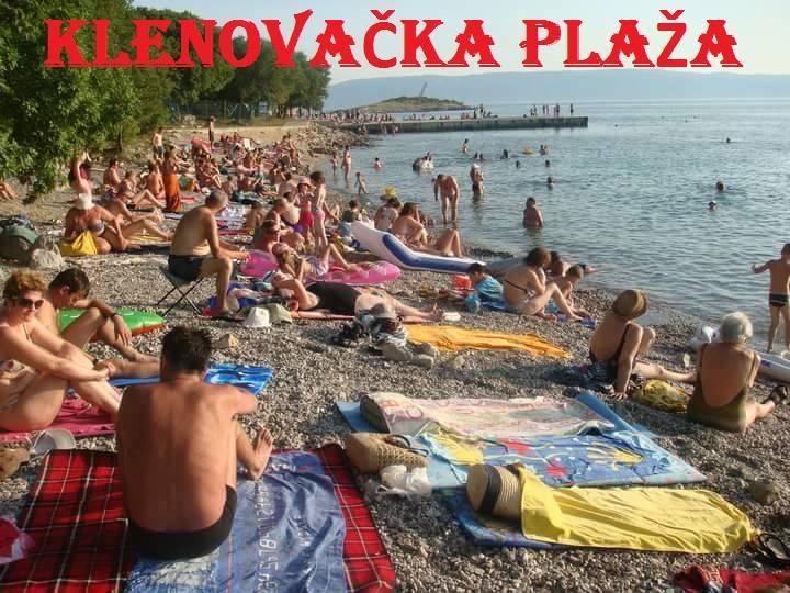 klenovacke plaze